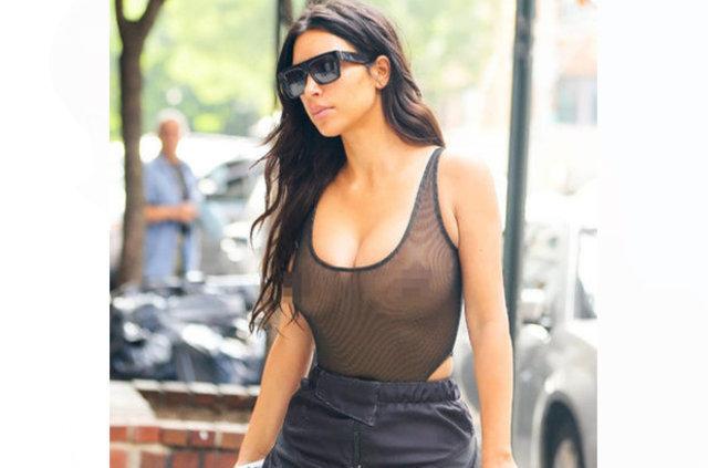 Kim Kardashian panik odası yaptırıyor