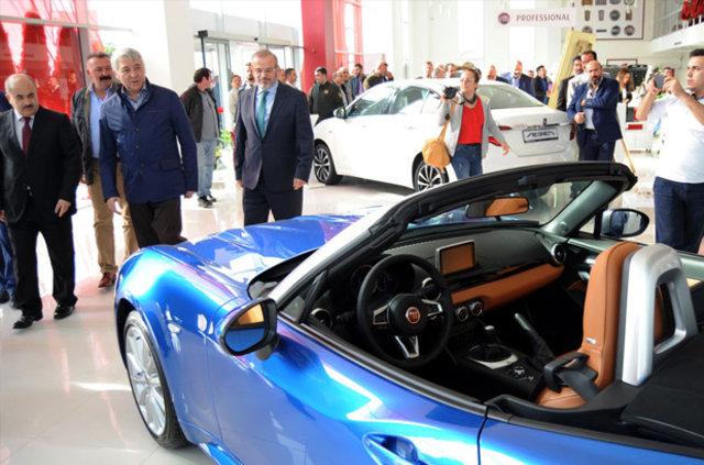 Fiat 124 Spider | Murat 124 efsanesi geri döndü!