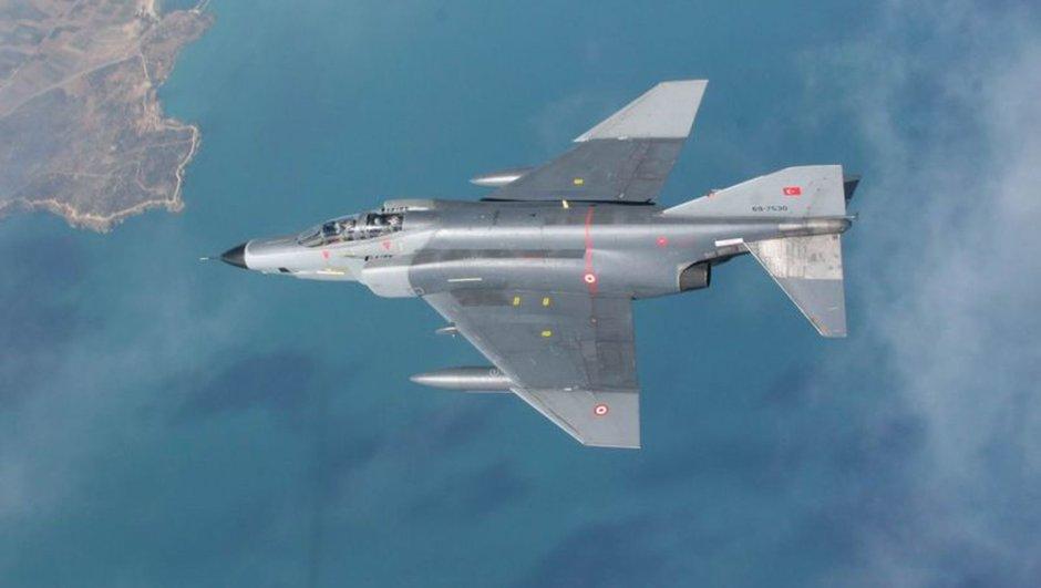 Suriye Türk jetleri