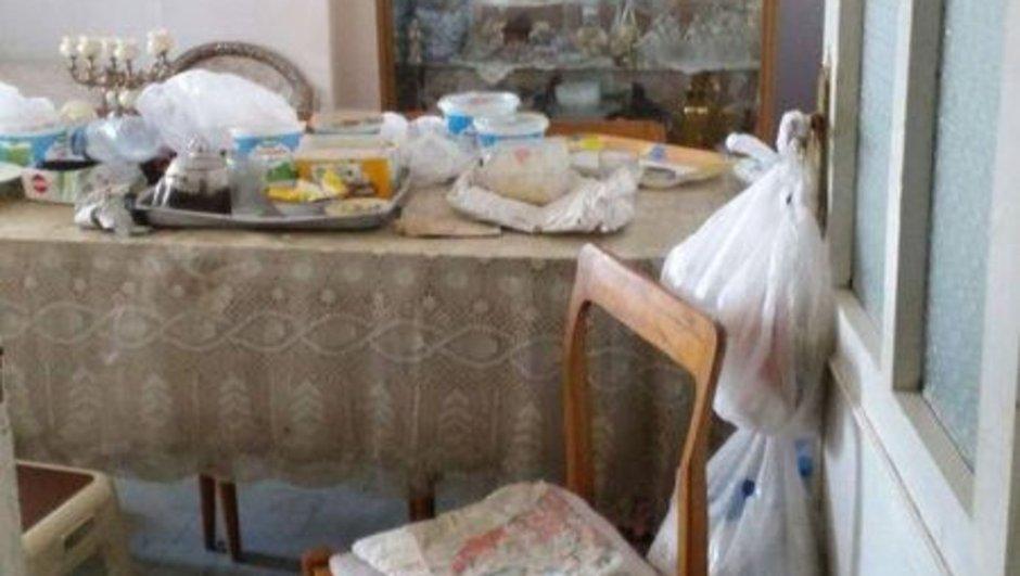 Kocaeli alzaymır çürümüş ceset kahvaltı masası