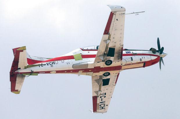 Yerli eğitim uçağı Hürkuş