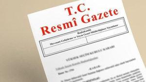 Terörizmin finansmanı ile mücadeleye ilişkin düzenlemeler Resmi Gazete'de yer aldı