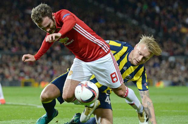 Simon Kjaer Manchester United Fenerbahçe