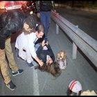 Bağcılar'da motosiklet kazası