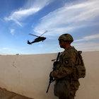 Irak'ta görev yapan Amerikan askeri öldürüldü