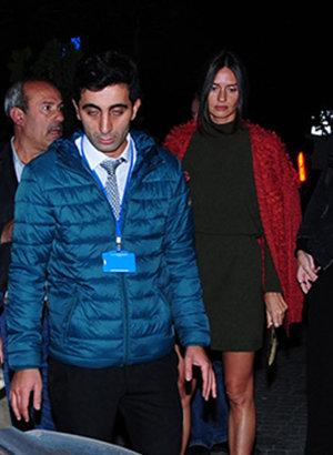 Yasemin Özilhan'ı korkutan kaza
