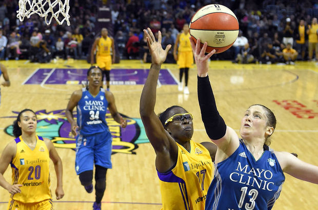 WNBA Los Angeles Sparks