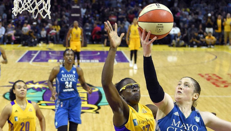 WNBA Los Angeles Sparks