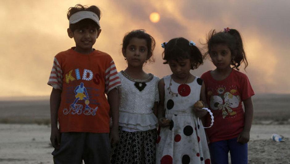 musul türk kızılayı yardım kampanyası