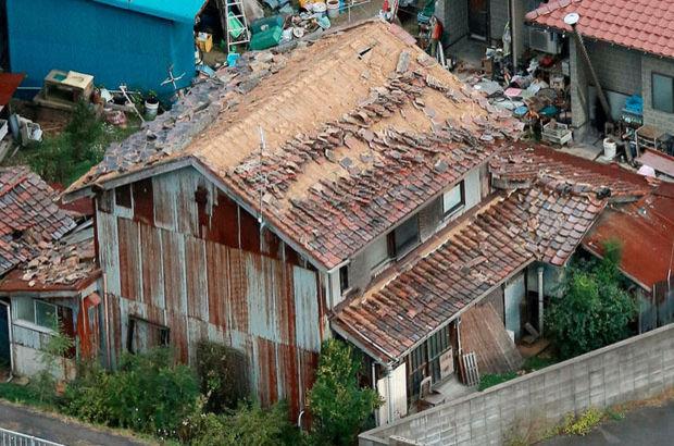 Japonya'da 6.6 büyüklüğünde deprem