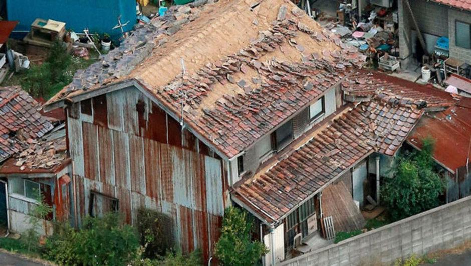 japonya deprem
