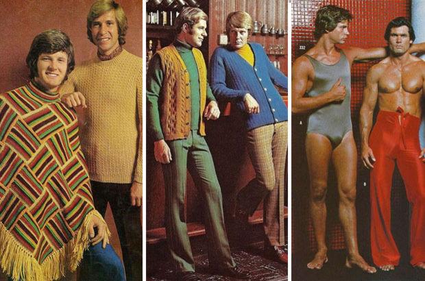 Gelmiş geçmiş en kötü erkek modaları!