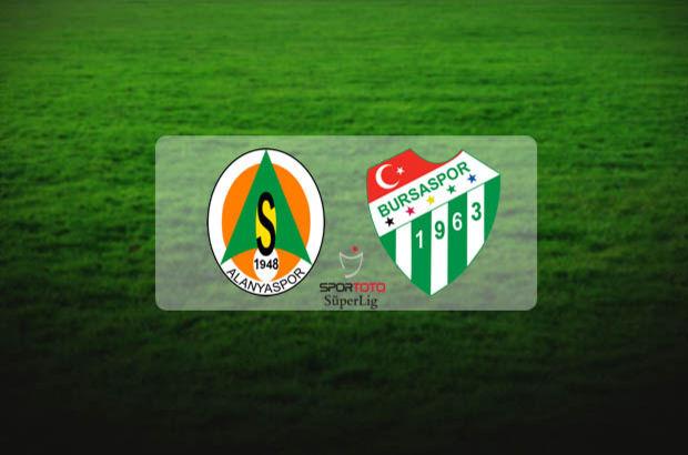 Aytemiz Alanyaspor Bursaspor