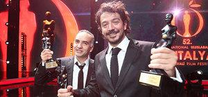 Antalya'da ödülü 'Albüm' ve 'Tereddüt' hak ediyor