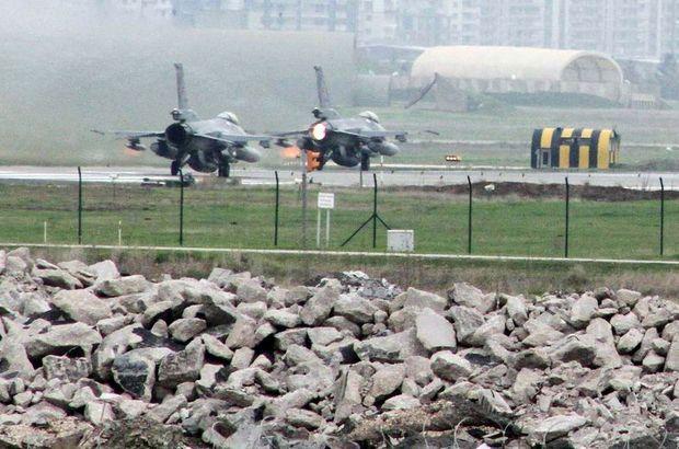 Diyarbakır 2. Hava Kuvvet Komutanlığı'na savaş uçağı takviyesi yapıldı
