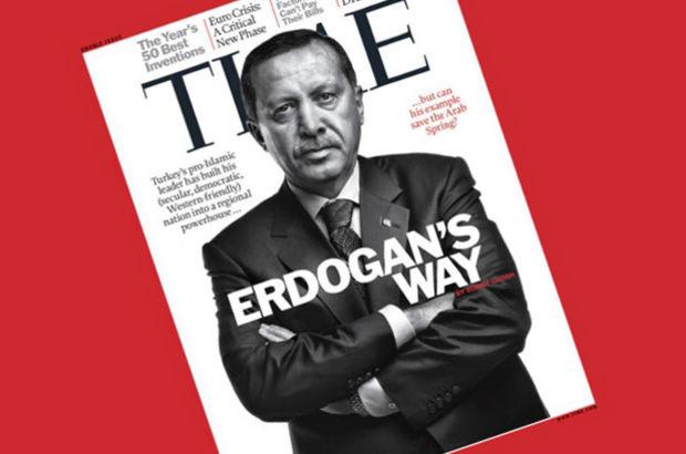 Erdoğan'ın Time kapağında niye kızgın çıktı?