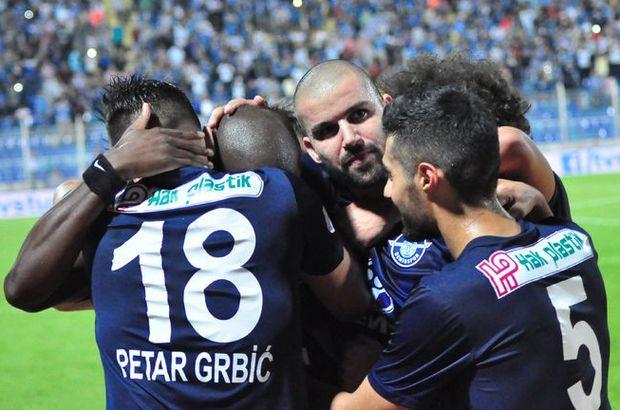 Adana Demirspor: 1 - Elazığspor: 0 | MAÇ SONUCU