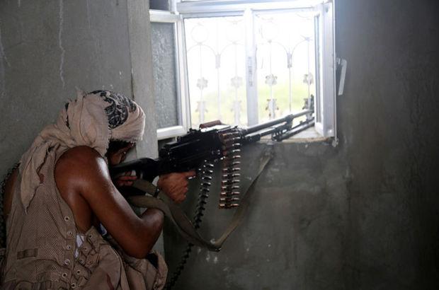 Yemen'de ateşkesi 449 defa ihlal ettiler