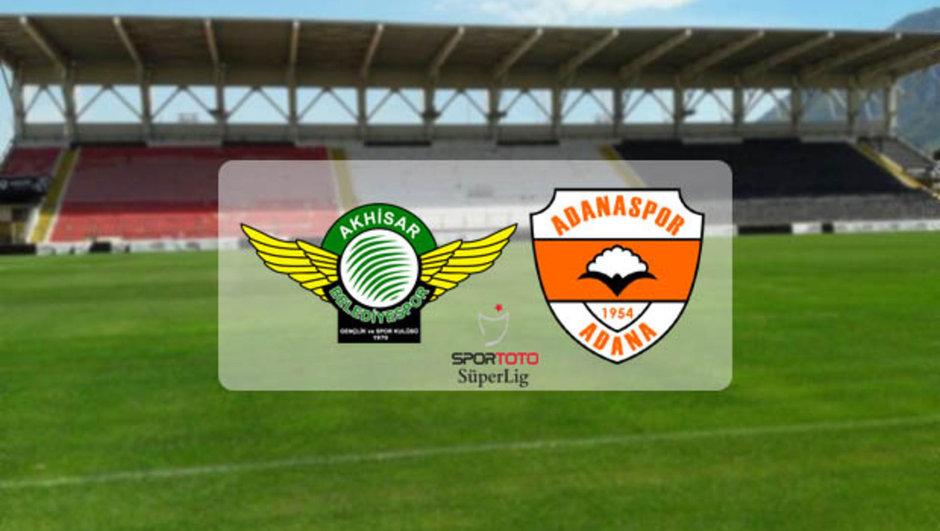Akhisar Belediyespor-Adanaspor