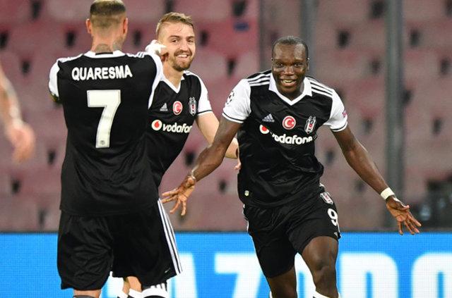 İtalyan ekibine patlayan Aboubakar'a, attığı 2 golle ipini çektiği Napoli'den transfer teklifi geldi