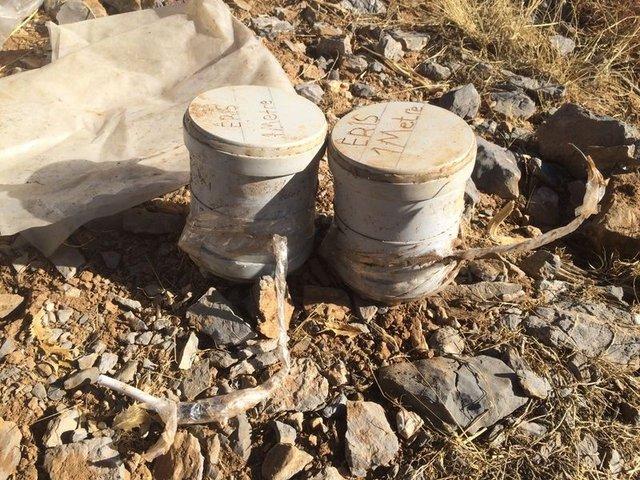 Hakkari Şemdinli'deki operasyonda M4A1 silahı bulundu