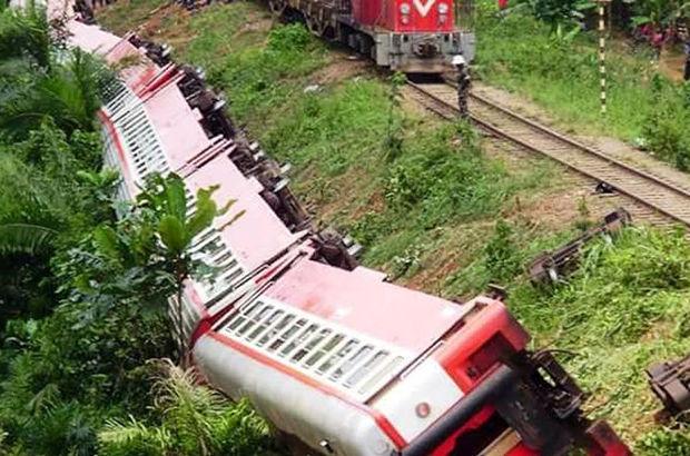Kamerun'da tren faciası