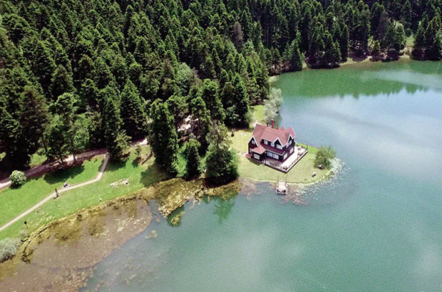 Şimdi göl zamanı