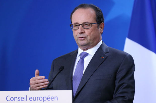 Fransız Cumhurbaşkanı Hollande'dan kritik Musul açıklası