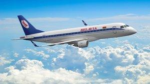 Tehdit edilen yolcu uçağı Kiev'e geri döndü