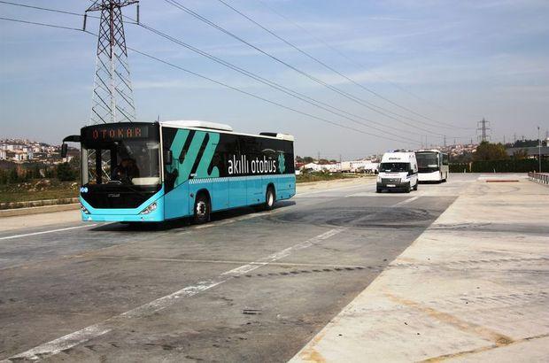 Akıllı otobüsler birbirleriyle konuşacak