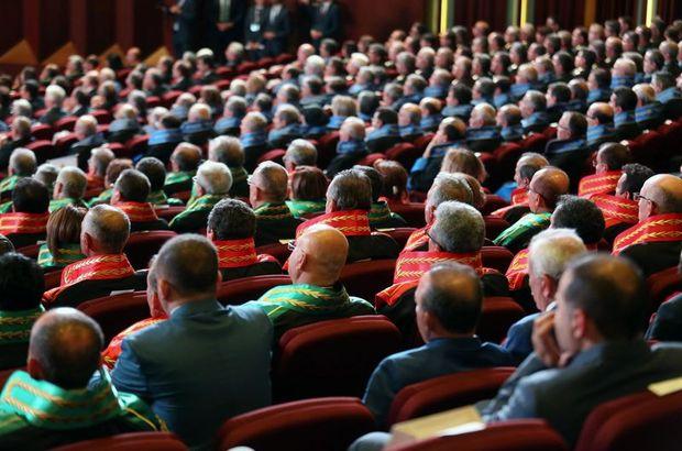 FETÖ'cü Hakim ve savcıların pozisyonlarına rekor başvuru