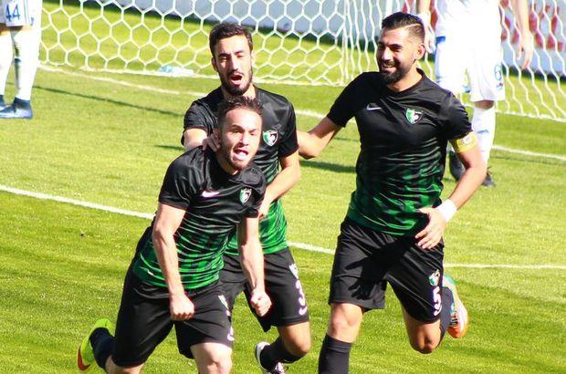 Denizlispor: 2 - Büyükşehir Gaziantepspor: 1