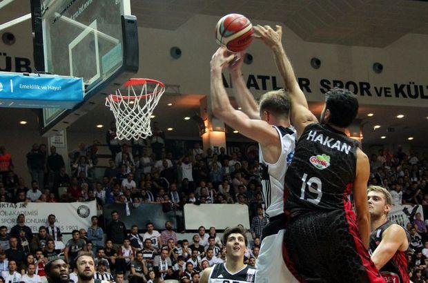 İstanbul Büyükşehir Belediyespor: 73 - Beşiktaş Sompo Japan: 84