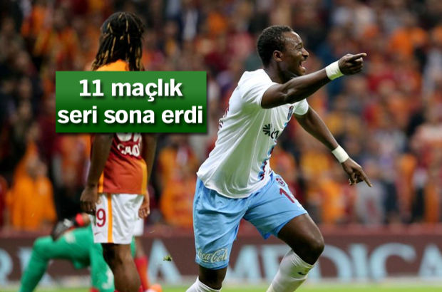 Galatasaray - Trabzonspor | MAÇ SONUCU