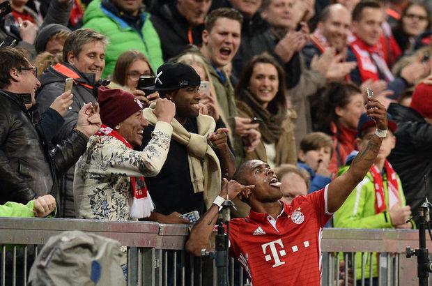 Bayern Münih: 2 - Borussia Mönchengladbach: 0
