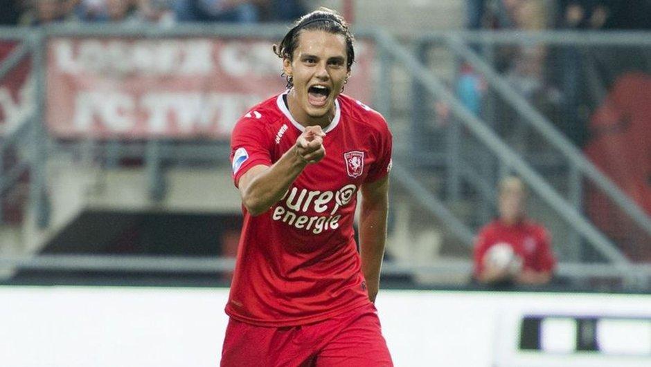 Enes Ünal Twente Go Ahead Eagles