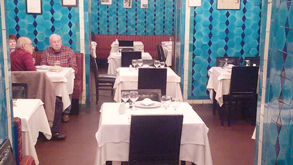 Pandeli Restoran Atatürk