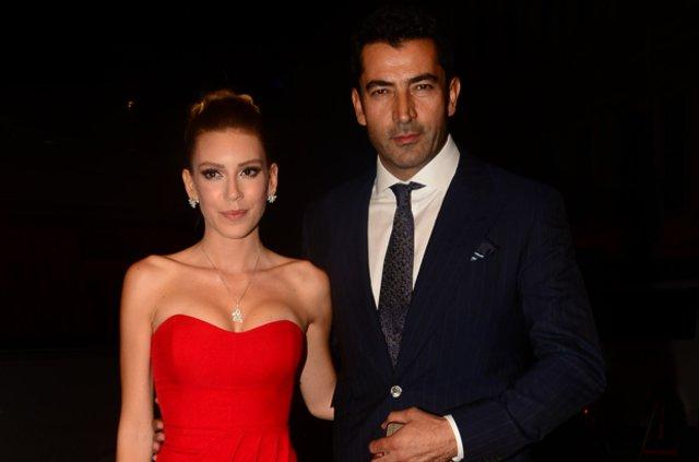 Kenan İmirzalıoğlu'ndan eşi Sinem Kobal'la aynı projeye veto