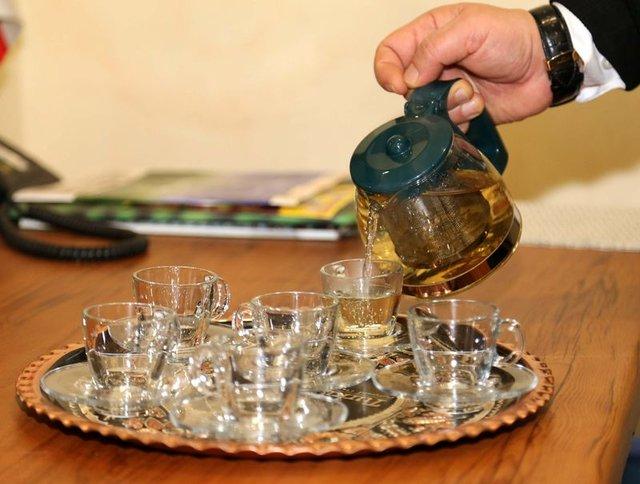 Beyaz çayın kilosu 4 bin 500 lira