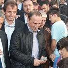 Galip Öztürk Türkiye'ye döndü