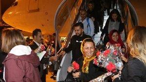 İran'dan, Denizli'ye ilk charter seferi yapıldı