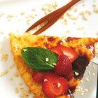 Hafif Cheesecake nasıl yapılır?