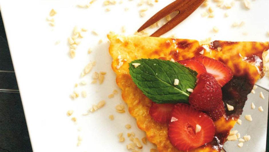 Hafif Cheesecake