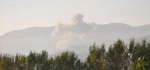 Tunceli'de bomba yüklü araç infilak ettirildi