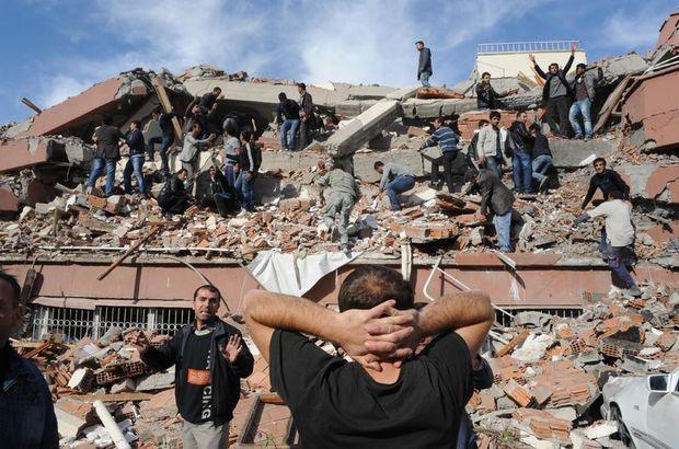 Van depreminin üzerinden 5 yıl geçti!
