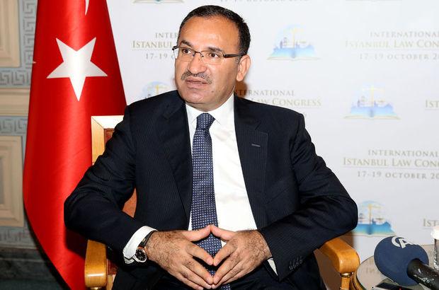 Adalet Bakanı'ndan o iddialara yalanlama