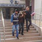 Bursa'da canlı bomba sanılan şahsın çantasından 750 bin liralık uyuşturucu çıktı