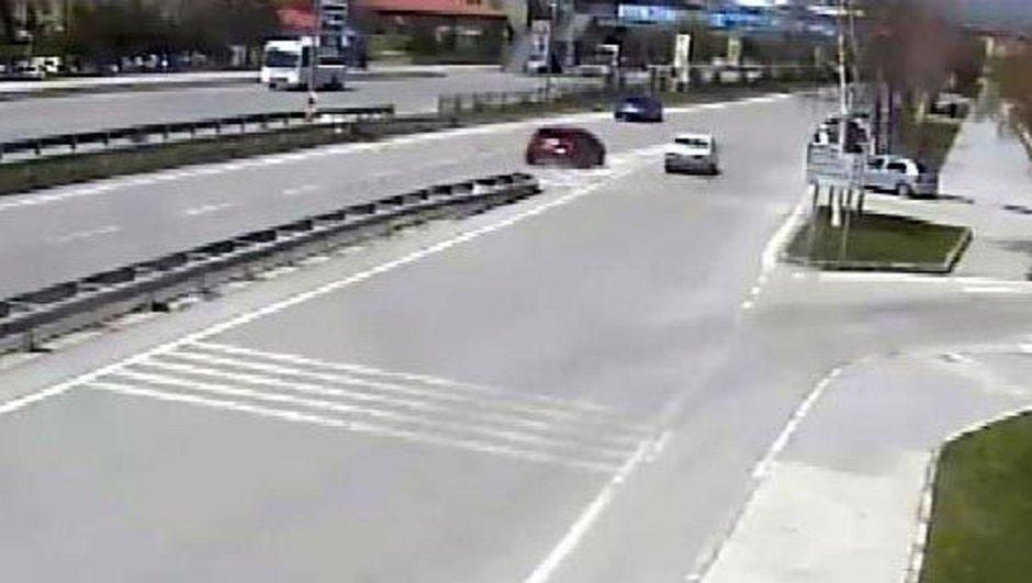 Erzurum, trafik kazası