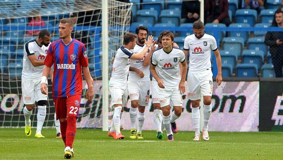Karabükspor: 0 - Başakşehir: 2
