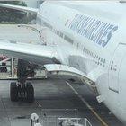 THY uçağı Paris'te kaldı